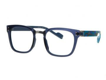Just Eye Fashion 1044 Transparent Blau