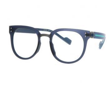 Just Eye Fashion 1045 Transparent Blau