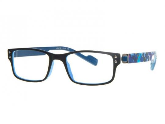 Just Eye Fashion 1046 M.Black/Blue