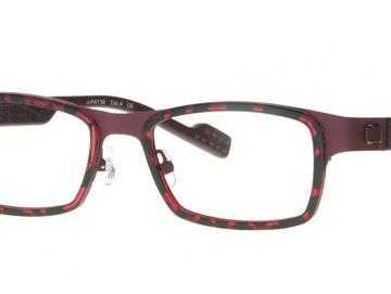Just Eye Fashion 1049 Burdo/Demi Red