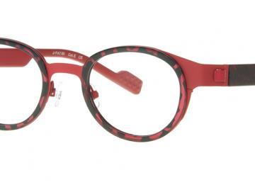 Just Eye Fashion 1050 Burdo/Demi Red