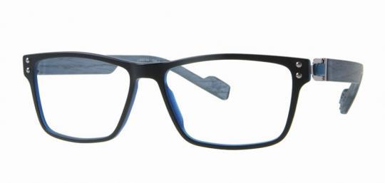 Just Eye Fashion 1053 Black Blue
