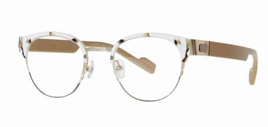 Just Eye Fashion 1054 Cream/Gold
