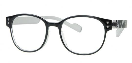 Just Eye Fashion 1055 Black/Crystal