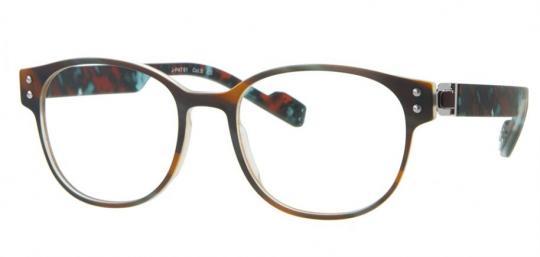 Just Eye Fashion 1055 M.Blue/Brown
