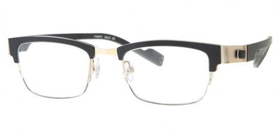 Just Eye Fashion 1057 Black/Gold
