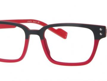 Just Eye Fashion 1056 Black/Red