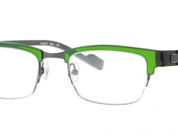 Just Eye Fashion 1057 Green/Gray