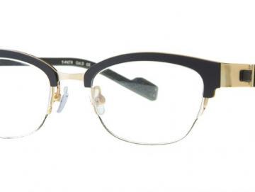 Just Eye Fashion 1058 M.Black/Gold