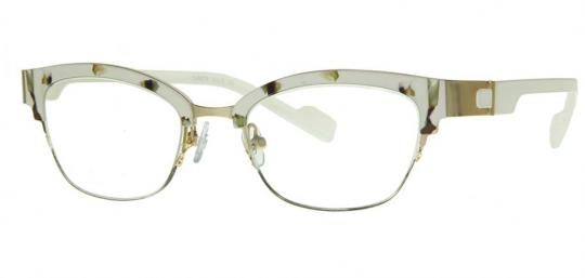 Just Eye Fashion 1058 M.Cream/Gold
