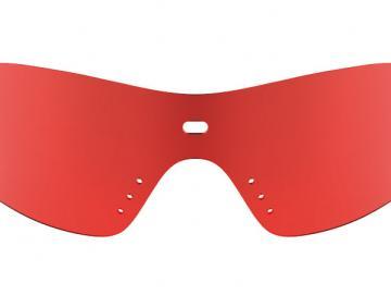 Running Shield Red Mirror