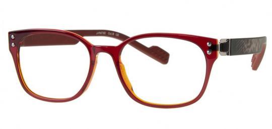 Just Eye Fashion 1059 S.Red/Orange