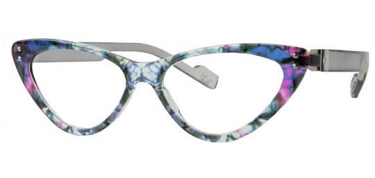 Just Eye Fashion 1061 S.Blue/Purple