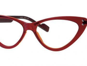 Just Eye Fashion 1061 S.Red/Orange