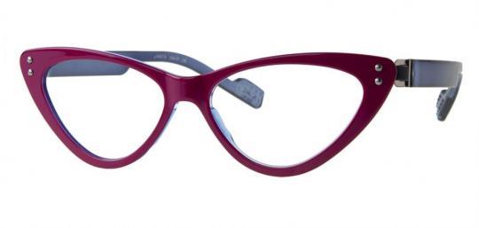 Just Eye Fashion 1061 S.Purple/Blue