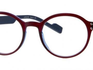 Just Eye Fashion 1062 S.Fuchsia/Blue
