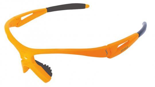 X-Cross Rahmen Orange Rubbertouch