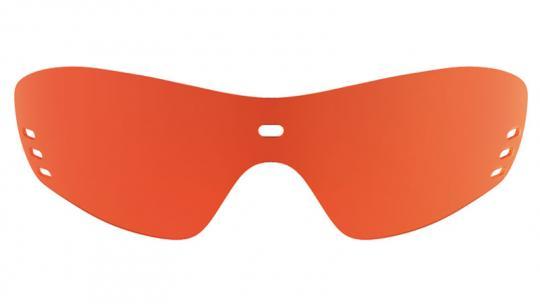 Biking Shield Orange Pur