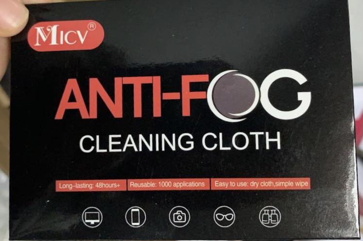 Anti-Fog Brillentuch
