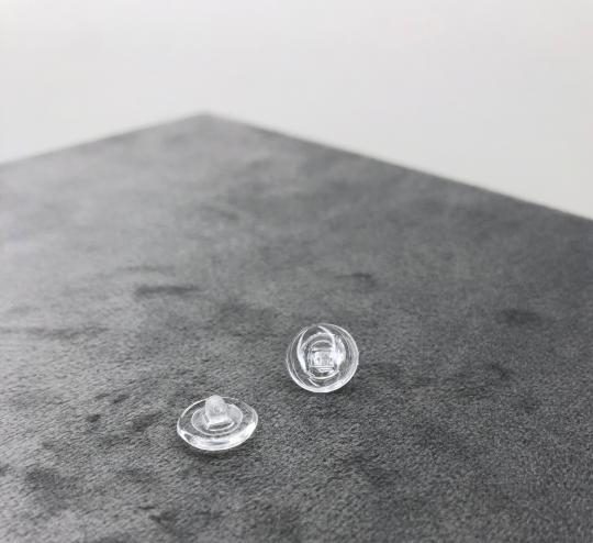 Nasenpads Rund 9mm schrauben