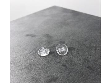 Nasenpads Rund 9mm Stecken