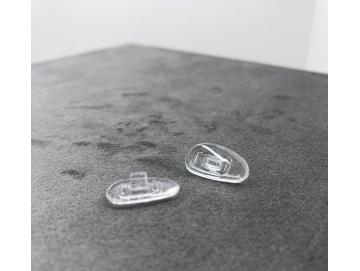 Nasenpads zum Stecken (Nierenform)