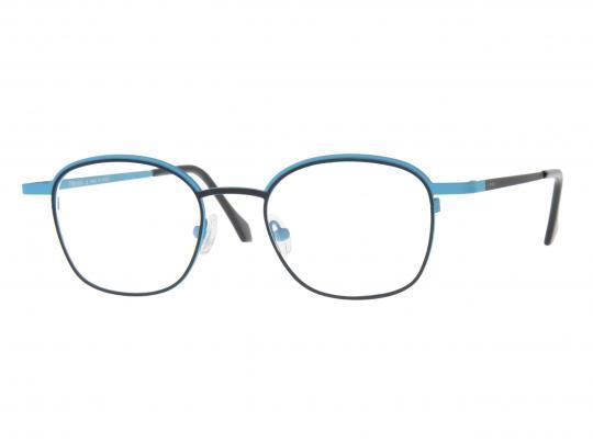 Treboss 3038 M.Black/M.Turquoise