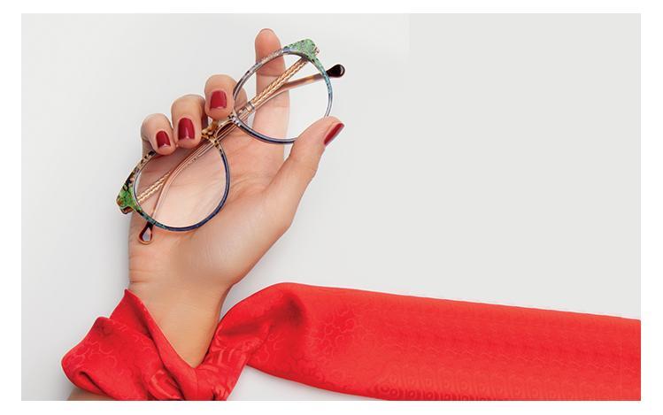 Wunderschöne Brillen zum verlieben