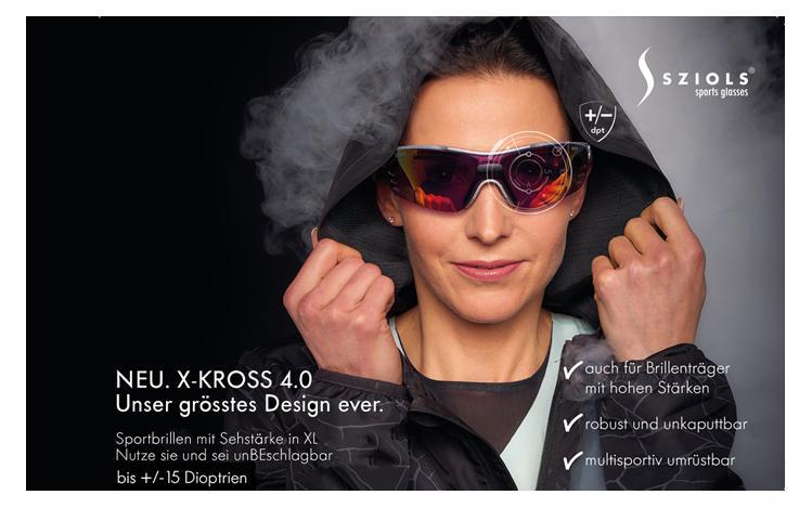 Funktionelle Sportbrillen