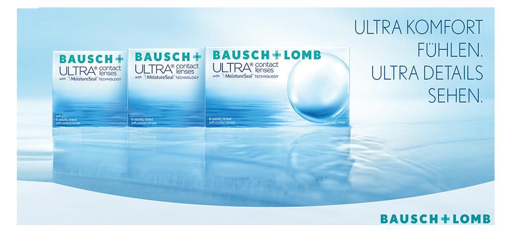 Ultra Kontaktlinsen Bausch&Lomb